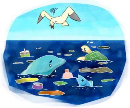 映画「海~消えたプラスチックの謎」上映会